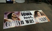 Best Of ESPN GameDay Signs: Iowa vs Michigan State In The Big Ten Championship
