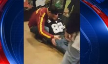 Redskins & Cowboys Fans Brawl; One Guy Gets Stabbed (Video)