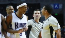 "NBA Referee Admits He's Gay After Rondo Called Him A ""F*cking F*ggot"" (Video)"