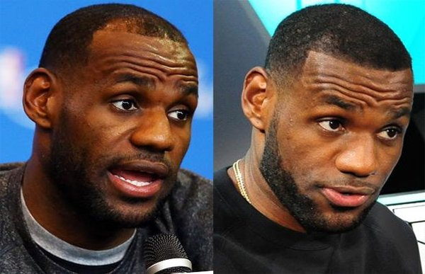 jr smith tells lebron his hairline is the cost of