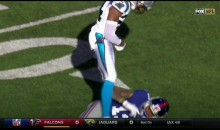 Josh Norman & Odell Beckham Get Into An Early Scuffle (Video)