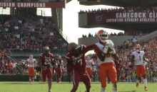 Report: 3 Clemson Players Suspended For Failing Drug Tests