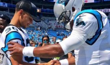 Steph Curry Supports Cam Newton for MVP