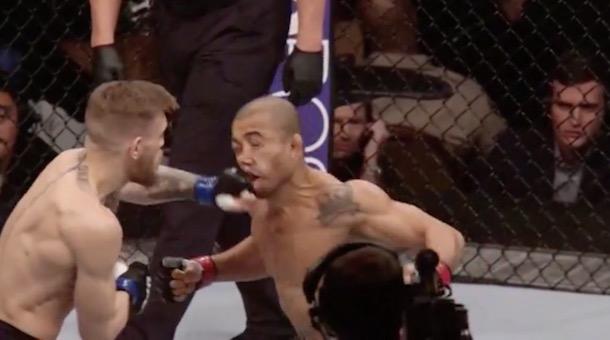 Conor McGregor KO Jose Aldo