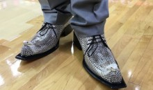 Craig Sager Was Rocking Some Truly Amazing Shoes Last Night (Pic)
