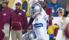 Redskins and Cowboys Score 17 Points In Final 74 Seconds of MNF (Videos + Twitter Reaction)