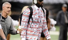 Detroit Lions Players Embrace Christmas Spirit on MNF (Pics)