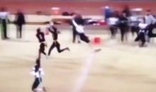 This Female's One-Handed Flag Football Interception Is MUST-SEE (Video)