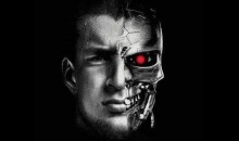 "Gronk Posts Pic of Himself as Terminator Saying ""I'll Be Back"" on Facebook"