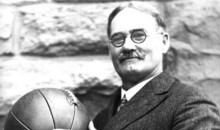 Listen To James Naismith Talk About How He Invented Basketball (Audio)