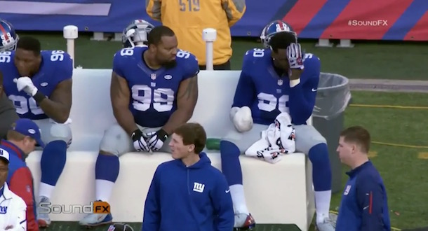 Jason Pierre-Paul glove struggle