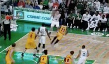 Did LeBron James Forget How To Play Defense Here? (Video)