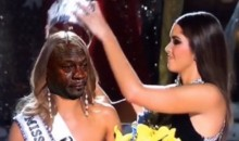 Steve Harvey Announces Wrong Miss Universe Winner, Twitter Responds With Sports Memes