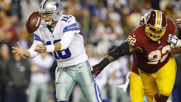 Most Painful NFL Teams to Watch cowboys redskins