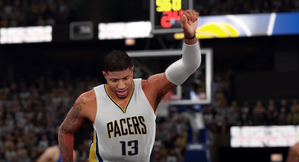 NBA 2K Predicts Warriors Lose