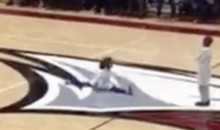 This 8 Year-Old Tears Up a Halftime Dance Contest at NCCU (Video)