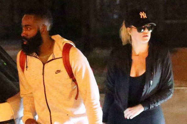 PAY-MAIN-Khloe-Kardashian-and-James-Harden-seen-arriving-and-leaving-EP-LP-after-an-intimate-dinner-together--EP-LP