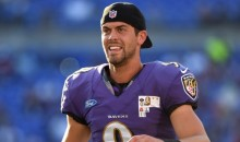 Ravens K Justin Tucker Wants 'Extra Point' Added If You Split Uprights During Kickoff