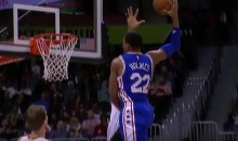 76ers' Richaun Holmes Just Did This to Al Horford (Video)