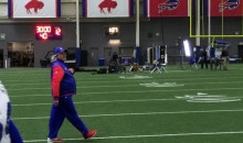 Rob Ryan Is In Buffalo, Chillin' At Bills Practice With Rex Ryan