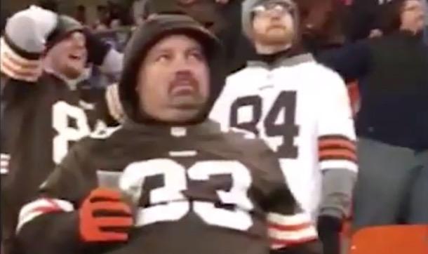 Sad Browns Fans