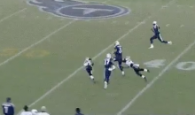 Marcus Mariota Runs 87 Yards For the Touchdown (Video)