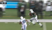 No One Wanted To Cover Brandon Marshall On This 69-Yard TD (Video)