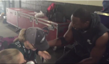 LeSean McCoy Makes A Kid's Dream Come True Before Game Vs. Eagles (Video)
