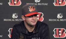 AJ McCarron: 'Tom Brady Was In This Same Situation' (Video)