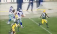 320-Pound La'el Collins Is As Fast As Darren McFadden (Video)