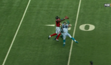 Julio Jones Makes One Of the Most Ridiculous TD Catches You'll See (Video)