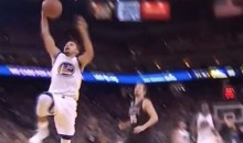 Steph Curry Dunk Fail Reminds Us NBA MVP Doesn't Do EVERYTHING Well (Video)