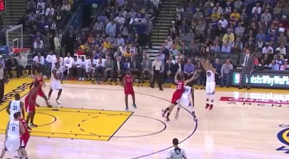 Steph Curry Three-pointers