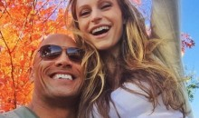 The Rock and His Girlfriend Are Proud Parents of a Baby Girl