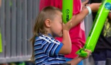 This Lil' Aussie Cricket Fan Has a Very Grown-Up Mullet (Video)
