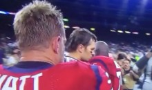 Tom Brady Ignores JJ Watt During Post-Game Handshakes (Video)