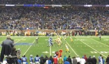 Fan Videos of Rodgers' Game-Winning Hail Mary; Lions Fans Reactions (Vid)