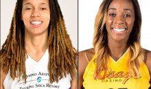Arrest Warrant Issued For Brittney Griner's Baby Mama Glory Johnson