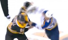 Bruins Commentator Jack Edwards Sings 'We Wish You a Merry Christmas' During Hockey Fight (Video)