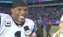 Cam Newton Outclasses Odell Beckham with Awesome Post-Game Interview (Videos)