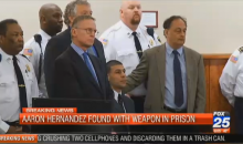 Aaron Hernandez Was Found With Shank In Prison Cell (Video)