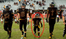 One Of The Nation's Top High School's Has A 4 Foot 5 Running Back (Video)