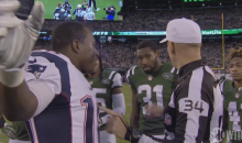 Inside The Confusion During The Patriots-Jets Overtime Coin Toss (Video)