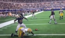 Madden Glitch Allowed Rams Defender To Dry Hump Packers Player (Video)