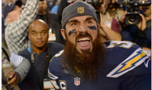 Eric Weddle Fined $10K For Watching Daughter Dance At Halftime