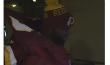 Redskins Fan Goes Full Hulk Hogan, Rips Jersey After Loss To The Cowboys (Vid)