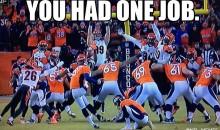 Broncos Kicker Brandon Mcmanus Still Received A Wikipedia Update