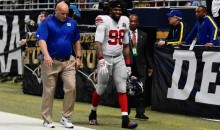 Damontre Moore Cut By Giants For Fighting Over Not Getting Free Beats By Dre