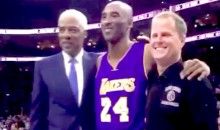 The Kobe Bryant Farewell Tour Kicked Off In His Home Town Of Philadelphia On Tuesday (Videos)