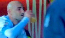 Massimo Maccarone Goal Celebration: Soccer Hero Chugs Beer Finding Back of the Net (Video)